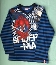 Haut manches longues SPIDERMAN taille 10 ans