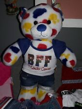 BABW Large Lot of Build A Bear Girl/Boy Clothes with Bear