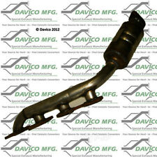 Catalytic Converter-Exact-Fit - Manifold Front Right Davico Exc CA 18235