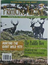 Primitive Archer June July 2017 Hunting The Giant Wild Yeti FREE SHIPPING sb