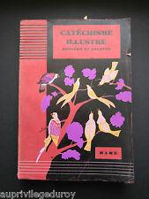 CATECHISME ILLUSTRE, BERNARD et COLETTE, 1931