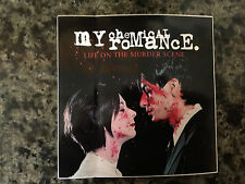 My Chemical Romance sticker promo for Life on the Murder Scene 2006