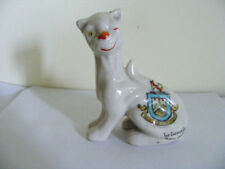 Unmarked Porcelain & China Cats