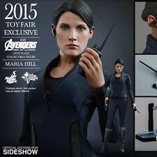 Hot Toys 1/6 Maria Hill Stgcc Exclusive 2015