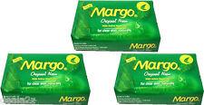 3 MARGO HERBAL NEEM SOAP USA SELLER  AYURVEDA HERBAL SOAP