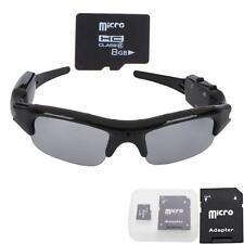 8GB HD Camcorder Sunglasses Video Camera DVR Digital Cam Glasses Video Recorder