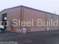 DuroBEAM Steel 30x62x15 Metal Garage Prefab Clear Span Building Workshop DiRECT