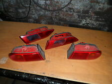Alfa Romeo 156  sportwagon rear lights all 4 light units