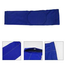 Blue Nylon Pads Sleeves