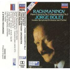 Rachmaninov: Piano Concerto No. 3 by Jorge Bolet & The London Symphony Orch