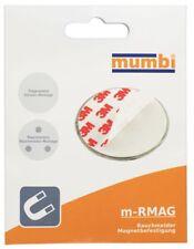 mumbi 2x Magnetbefestigung Magnethalterung Magnet Halterung für Rauchmelder
