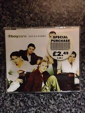 CD - Boyzone - Isn't It A Wonder