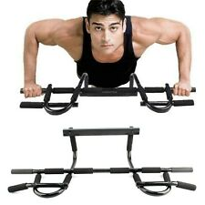 Chin Up Pull Door Gym Training Fitness Strength Bar Home Exercise Bar Workout