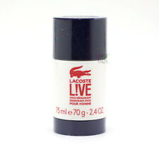 Lacoste Live Deodorant Stick 75ml Men Fragrances Pour Homme For Him New