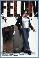 Felon #3 (Feb 2002, Image [Minotaur Press]) Greg Rucka Matthew Clark