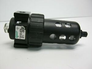 Speedaire 3JV38 Pneumatic Filter, 1/4 NPT Ports