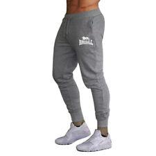 Pantalon chandal men informal,Boxeo,Runnin',Gym. Alta Calidad Lonsdale OFERTA!