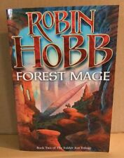 Robin Hobb FOREST MAGE  The Soldier Son Trilogy Book Two VGC PB fantasy fiction