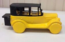 Avon 1926 Checker Cab After Shave Decanter