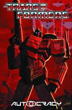 TRANSFORMERS: AUTOCRACY TPB Chris Metzen & Livio Ramondelli IDW Comics TP