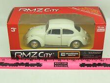 RMZ City Collection Vehicle ~ 38 Volkswagen Beetle prototype cream