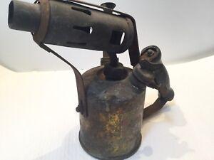Vintage Monitor Blowlamp Blow Lamp Torch