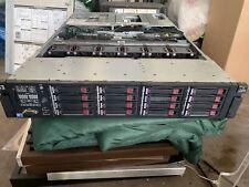 Hp Proliant Dl380 g7 2x6 Core X5650 128Gb Ram 16x146gb Sas 2x1200 Power supplies