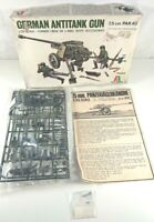 Italaerei German Antitank Gun & Accessories 300 Model Kit 1:35 - New Contents