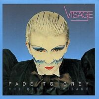 """VISAGE """"THE SINGLES COLLECTION"""" CD NEUWARE"""