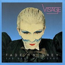 "VISAGE ""THE SINGLES COLLECTION"" CD NEUWARE"