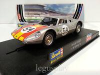 Slot Scalextric Revell 08390 Porsche 904 GTS #54 Sebring '66