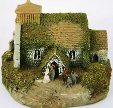 Christopher Holt & Co. The Village Collection 624 Saxson Church Made in Britain
