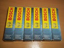 6 BOSCH YR7MPP33 Platinum Spark-Plugs for MERCEDES-BENZ C 230 T-Model 07-09 etc.