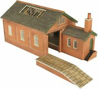 Metcalfe PN112 N Gauge Goods Shed Card Kit