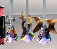 Colorful Crystal Prism Pendant Chandelier Lighting Part Hanging Drop Suncatcher