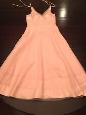 Lazaro Prom Bridesmaid Pink Gown 6