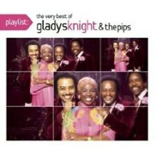 """GLADYS NIGHT & THE PIPS """"PLAYLIST THE VERY BEST OF"""" CD"""
