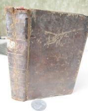 ITALIAN DICTIONARY(ITALIAN -ENGLISH;ENGLISH-ITALIAN)1806,No Author Noted