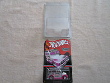 HOTWHEELS ZAMAC EDITION SCHOOL BUSTED WITH REAL RIDERS