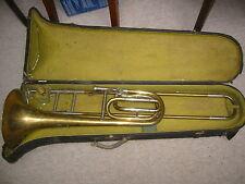 "Nice old quart valve trombone by ""Druzstvo Hradec Kralove"""