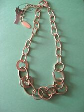 "CHICO'S 9"" CHAIN LINK NECKLACE"