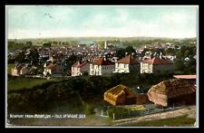 GP GOLDPATH: GERMANY POSTCARD 1909 _CV769_P24