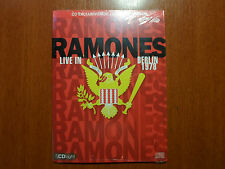 Ramones - Live At Musikladen Berlin 1978 Brazil exclusive RARE