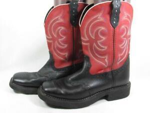 Justin Gypsy Cowboy Boot Women size 9 B
