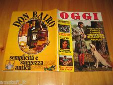 OGGI 1978/46=CHARLES PRINCE OF WALLES=FRANCO COLUMBU=ORNELLA MUTI=MACARIO=