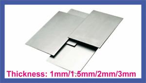 MILD STEEL SHEET METAL PLATE 1MM to 3MM UK SUPPLY GUILLOTINE CUT