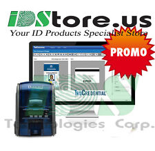 Datacard SD260 Single Side Photo ID Card Printer ( 535500-002)