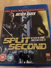 101 Films Split Second Blu-Ray Region B