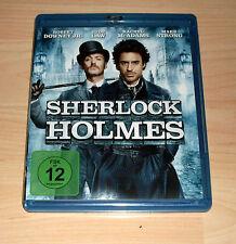 Blu Ray - Sherlock Holmes - Guy Ritche - Robert Downey Jr. - Jude Law