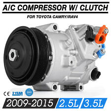 Air Conditioning Compressor 2012 2013 2014 2015 fit Toyota Camry 2.5L,TEM275768